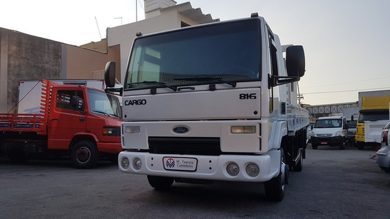 Ford Cargo 816 13 Carroceria