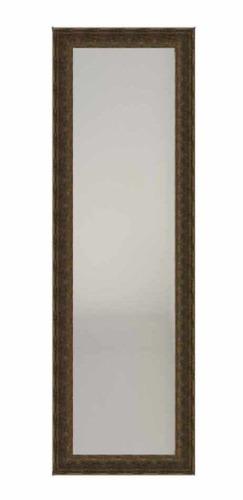 Espelho Com Moldura Goeldi 220 X 70 Cm Imbuia Envelhecida