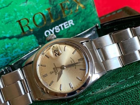 Tudor Prince Oysterdate Cadete 31mm Extencible Rolex Daytona