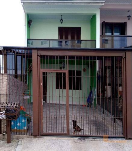 Sobrado Com 2 Dormitórios À Venda, 76 M² Por R$ 220.000,00 - Esplanada - Caxias Do Sul/rs - So0259