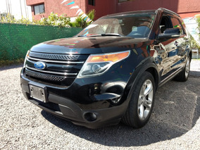 Ford Explorer 4.0 Limited V6 Sync 4x2 Mt 2012