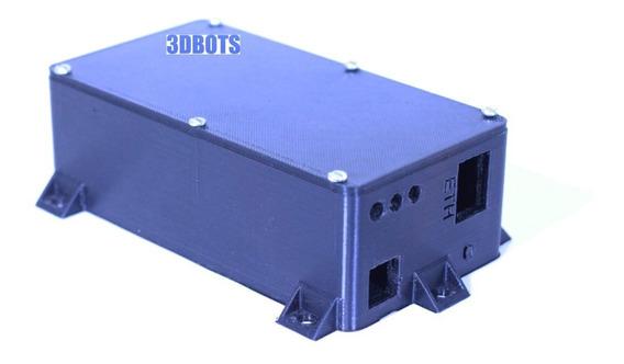 Case - Módulo Ethernet Shield Ecn28j60 - Arduinio Mega
