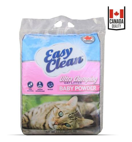 Easy Clean Original | 15 Kg | Hecha En Canada | Premium