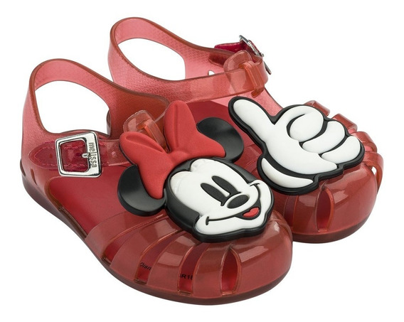 Mini Melissa Aranha + Mickey And Friends