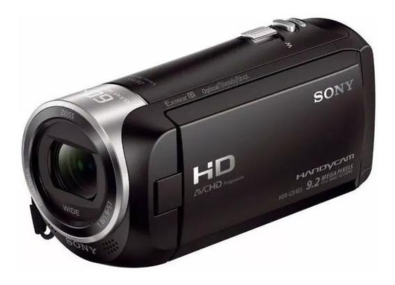 Filmadora Sony Hdr Cx440 Zoom 60x Wi-fi