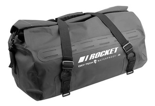 Mochila De Cola Moto Joe Rocket Ballistic Impermeable 50 Lts