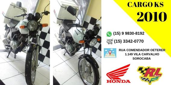 Honda Cg 125 Ks Cargo 2010