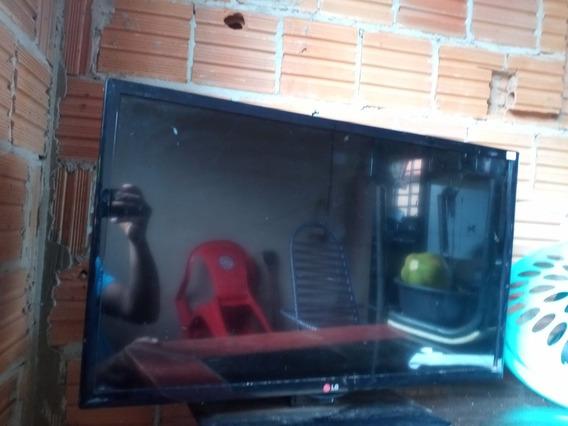 Tv LG 32 Ln546b Não E Smart E Está Com Defeito Nós Leds