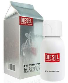Perfume Diesel Plus Plus Edt Feminino - 75ml