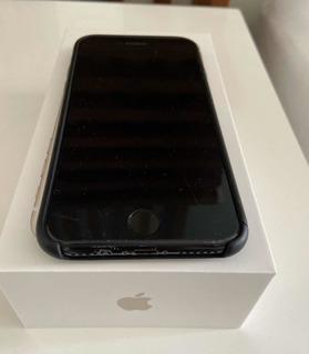 Celular iPhone 7 128gb Black Piano Com Acessórios