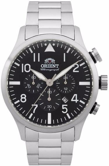 Promoção Relógio Orient Original Cronografo Mbssc119 + Frete