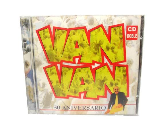Cd Doble Van Van 30 Aniversario Com 25 Musicas Original
