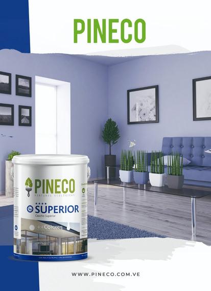 Pineco Superior Mate Colores Clase B (galón)