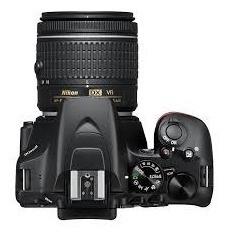 Nikon D3500 + Lente 18-55+ Carregador Original + 2 Baterias