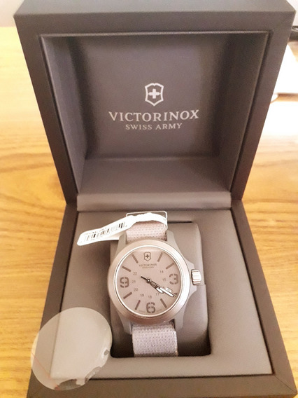 Reloj Victorinox Swiss Army Para Hombre Original 100% Bonito