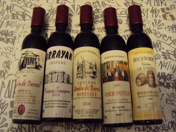 Destapador De Vinos Y Cerveza En Forma De Botella De Vino