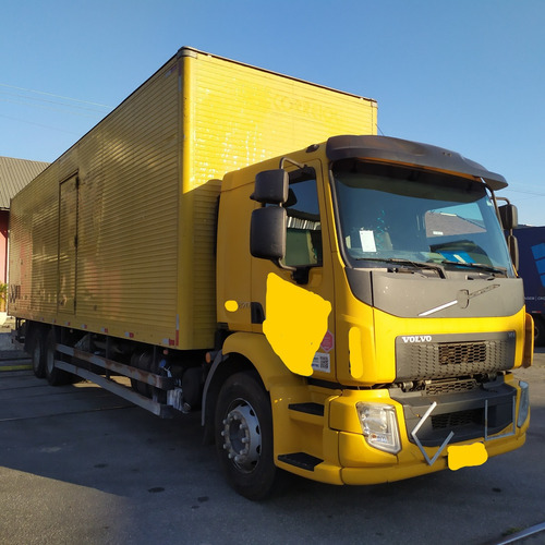 Volvo Vm 270 Truck Bau
