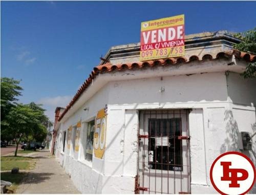 Local Con Casa 300 M2 En Batllet Y Ordoñez