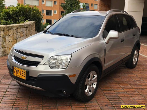 Chevrolet Captiva Sport 2.4 At Aa