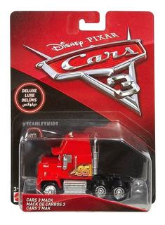 Cars 3 Mack Original Mattel Blister Die Cast Cars Scarlet