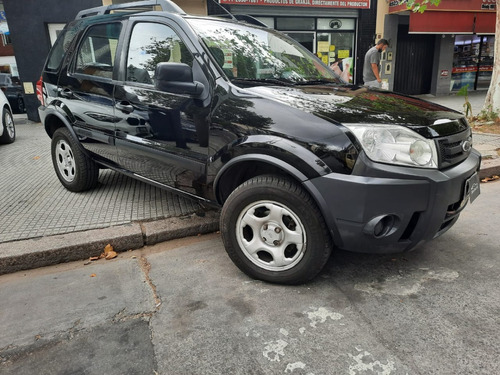 Ford Ecosport 1.6 Xl Plus 2012 Primera Mano