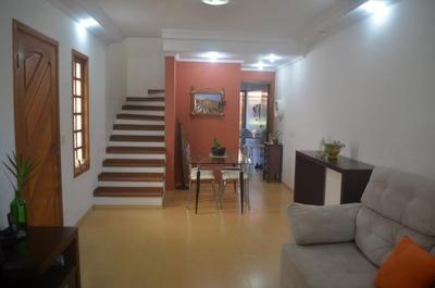 Casa Em Jardim Da Glória, Cotia/sp De 130m² 3 Quartos À Venda Por R$ 530.000,00 - Ca261315
