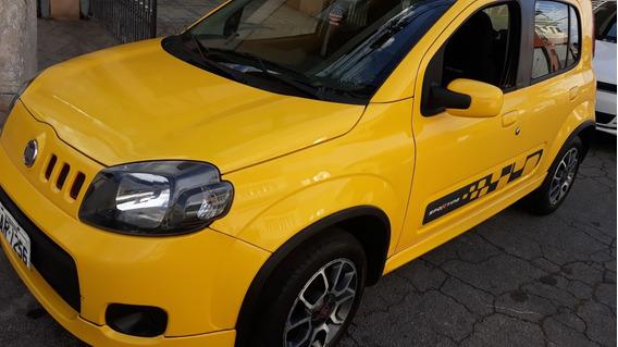 Fiat Uno Sporting - 2012 -flex 1.8 - 8v - Otimo Preço !!