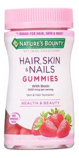 Hair Skin & Nails Gummies Nature