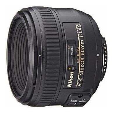 Lente Nikon 50mm 1.4g Menor Preço Do Mercado Livre