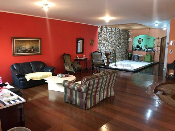 Terreno À Venda, 497 M² Por R$ 1.500.000,00 - Alto Da Mooca - São Paulo/sp - Te0071