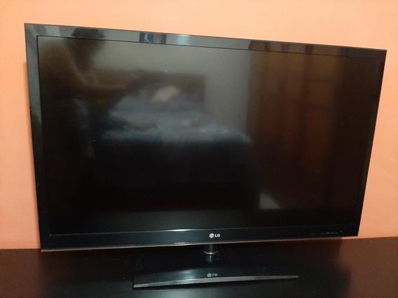 Tv Lg 47lv3500 Preta