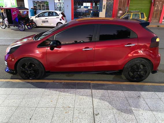 Kia Rio Hatchback 2016 - 2017 Semi - Full