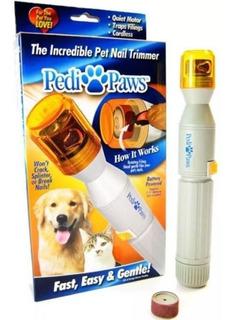 Cortador De Unha E Lixa Elétrica Para Cães E Gatos