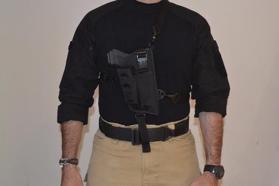 Pistolera Pechera