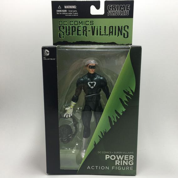 Dc Collectibles Super Villains Power Ring