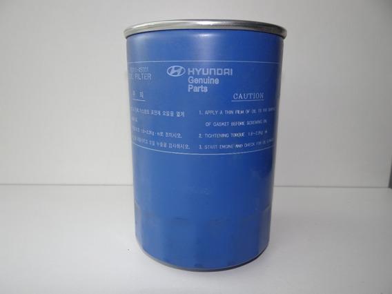Filtro De Óleo Do Hyundai Hd 65/72/78 Original