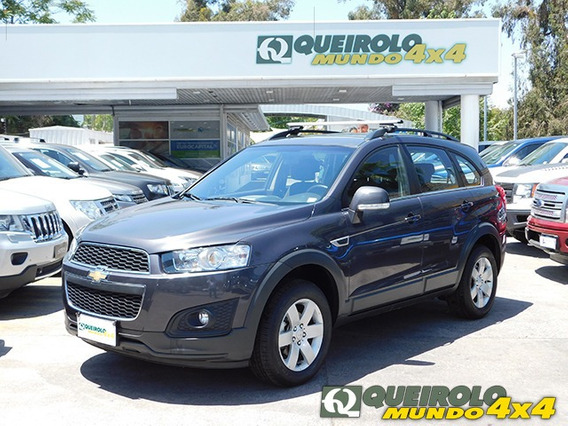 Chevrolet Captiva Ls 2.4 2015