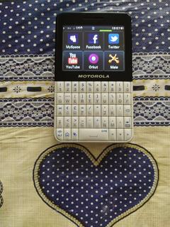 Celular Motorola Ex119