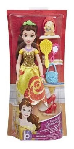 Estilos Audaces Bella Princesas Figura Muñeca Hasbro