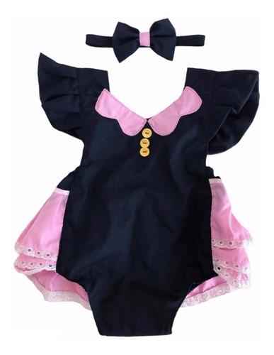 Vestido Mundo Bita Fantasia Infantil Foto Festa Temático
