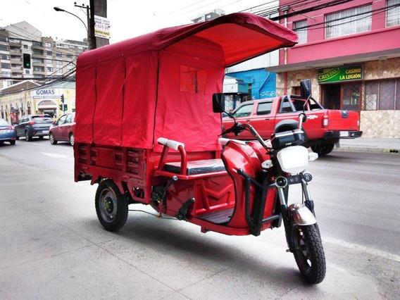 Carrito Torito Electrico 500 Kilos Dual Con Tirafuerza