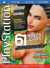 Revista Playstation Brasil - Ed. 215 - Jan 2016 - Digital