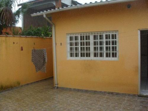 Imagem 1 de 6 de Casa No Bairro Cibratel 2 Com Edícula Em Itanhaém