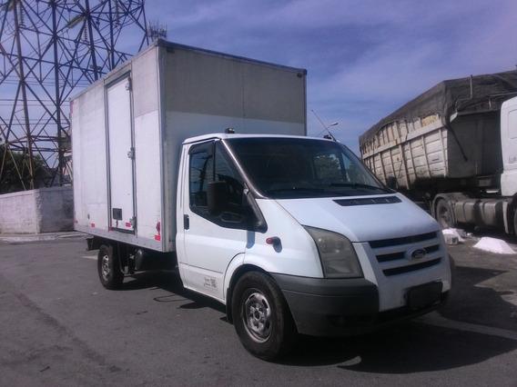 Ford Transit Baú 2011