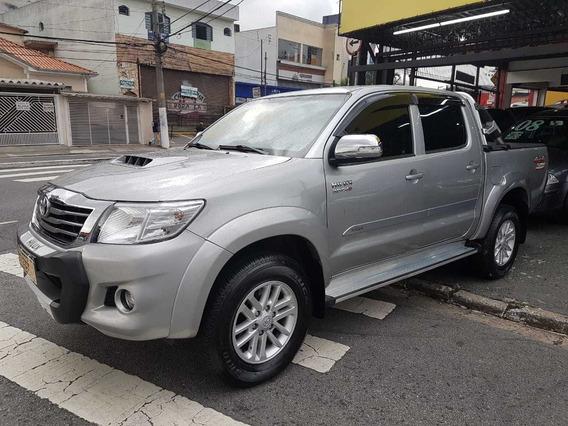 Toyota Hilux 2015 3.0 Srv Top Cab. Dupla 4x4 Aut. 4p