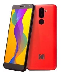 Celular Kodak Smartway L1 8gb 1gb Android Huella Colores