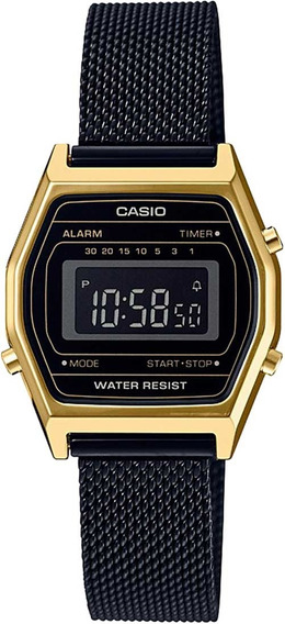 Relógio Casio Feminino Digital La690wemb-1bdf