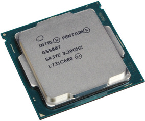 Processador Oem Intel Core Pentium G5500t 3.20ghz 1151