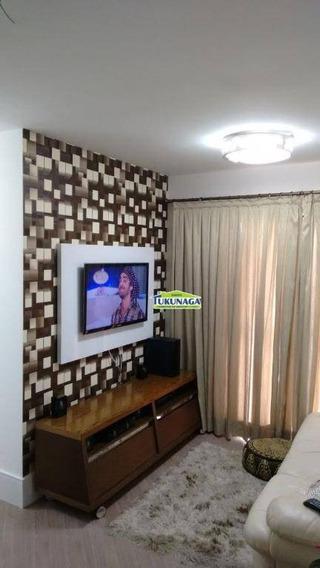 Apartamento Residencial Para Locação, Vila Miriam, Guarulhos. - Ap1314