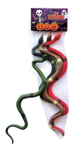 Cobra De Borracha Serpente Macia Brinquedo 39 Cm Pegadinha